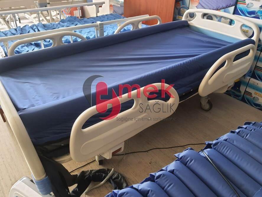 Hasta için havalı yatak modelleri