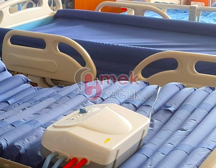 Pozisyon veren havalı yatak modelleri